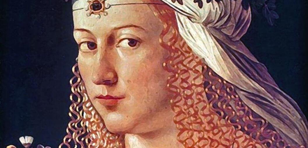 Tutte le seduzioni di Lucrezia Borgia