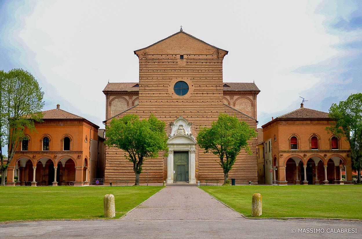 Certosa - Tempio di San Cristoforo