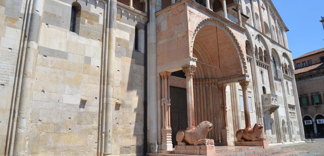 Modena - La grande scultura