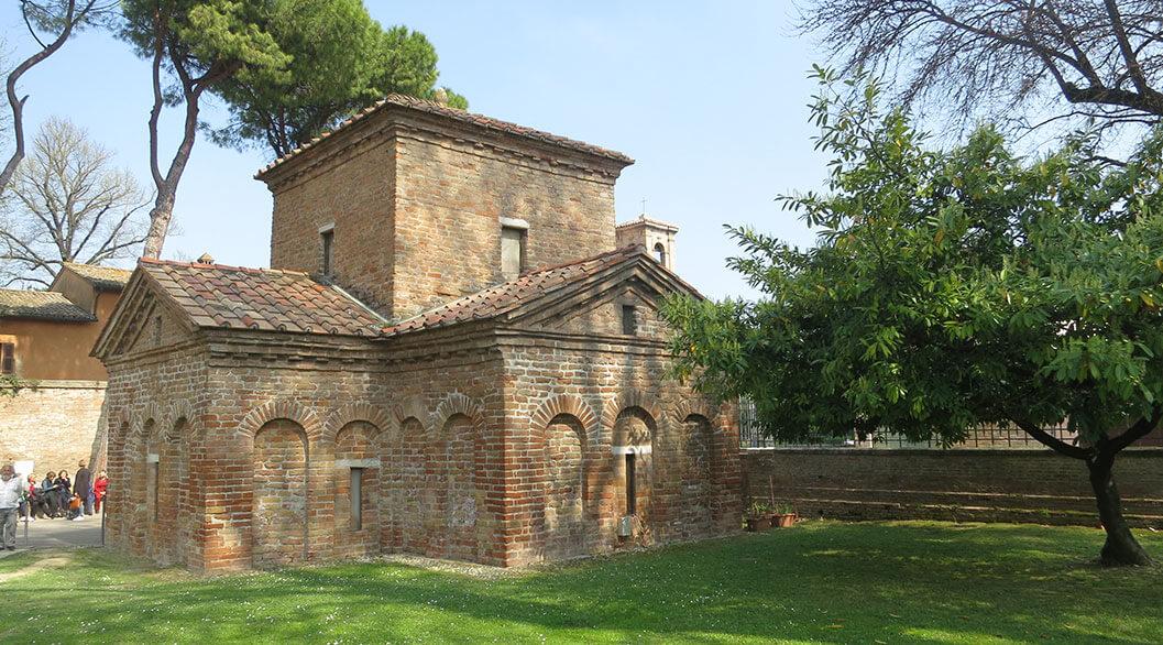 Ravenna - Lo scintillio del mosaico