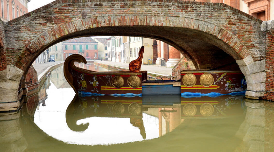 Comacchio - Di ponte in ponte